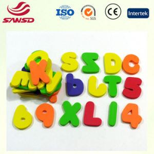 Educational Product Number & Letter EVA Material pictures & photos