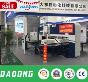 T30 CNC Turret Punching Machine for Thick Sheet Metal pictures & photos