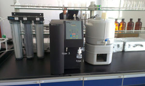 10L/H Lab Deionized Water Equipment Pure/Ultra Pure Water Equipment Y22 pictures & photos