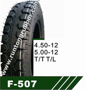 Motorcycle Tire, Motorcycle Tyre (4.50-12) pictures & photos