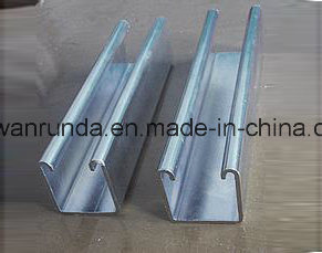 Q235, Ss400 C Channel Steel Price, C Type Channel Steel pictures & photos