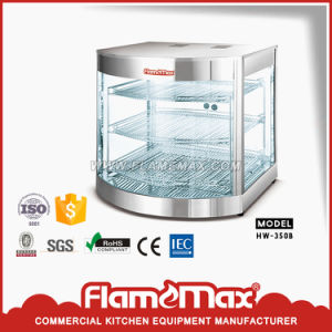 Commercial Stainless Steel Food Display Warmer (HW-350B) pictures & photos