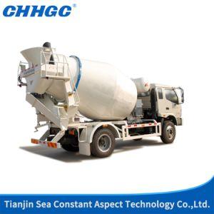 Concrete Mixer Truck 6 pictures & photos
