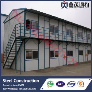 Large Span Matal Material Steel Structure Building/Warehouse/Workshop/Hangar pictures & photos