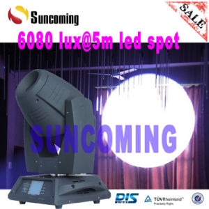 Ultra-Bright 6080 Lux@5m LED Spot Fixture LED Moving Head pictures & photos