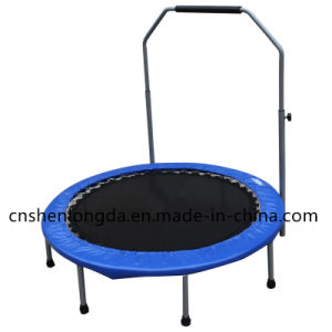Hot Selling Gym Trampoline Lady Yoga Trampoline Trampoline Bed pictures & photos