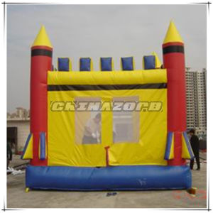 Traditional Style Inflatable Jumping Castle for Rental Business