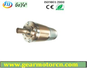 45mm Diameter High Torque Low Speed 6V-24V DC Planetary Metal Gear Motor