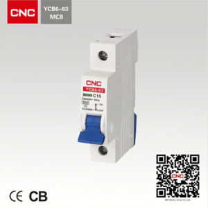 Miniature Circuit Breaker (YCB6-63) pictures & photos
