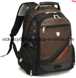 Sport Leisure Business Trave Laptop Computer Backpack Pack Bag (CY6881) pictures & photos