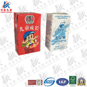 Aseptic Packaging Material for Juice and Milk pictures & photos