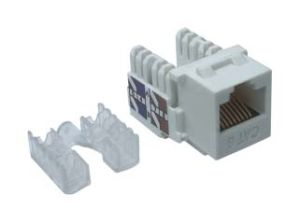 Cat 5e UTP Keystone Jack pictures & photos