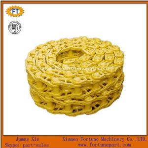 Competitive Price Track Chain for Komatsu Bulldozer D355 Undercarriage pictures & photos