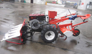Rice and Wheat Harvester Reaper (4GL-120) pictures & photos