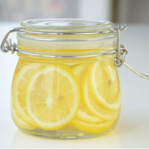 Preserve Glass Jar Storage Jar with Clip Clamp Lid