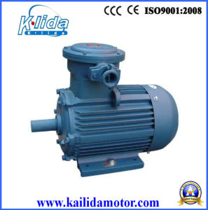 Yb2 Gas Compound, Explosion Proof AC Motor with Certificactes pictures & photos