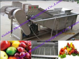Selling Root Vegetable Potato Carrot Washing Washer Peeling Peeler Machine pictures & photos