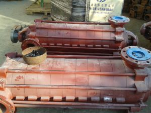Horizontal High Pressure Multistage Pump pictures & photos