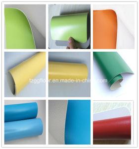 Fashion Design Gloss Surface PVC Laminate Flooring Indoor Floor pictures & photos