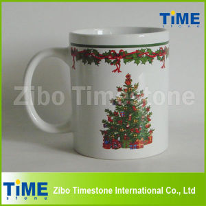 Stoneware Christmas Coffee Mug pictures & photos