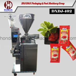 Automatic Sauce/Jam/Ketchup/Paste Sachet Packing Machine pictures & photos
