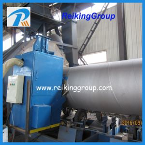 Steel Pipe Surface Cleaning Shot Blasting Machine pictures & photos