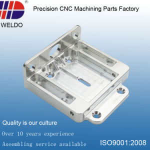 Chrome Plating Precision Aluminum CNC Milling Machinery Parts pictures & photos