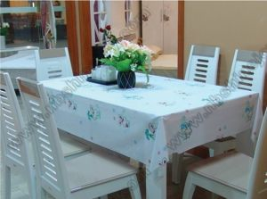 Lovely Style Rabbit Pattern Tablecloth pictures & photos