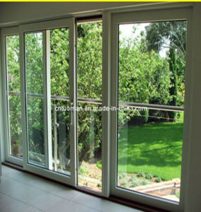 Aluminium Sliding Door and Window with Top Quality Thermal Break Profile pictures & photos