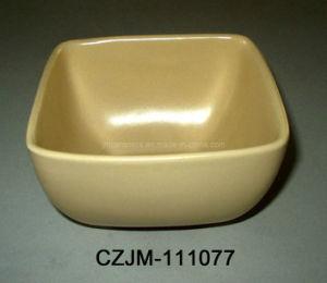 Ceramic Square Bowl pictures & photos