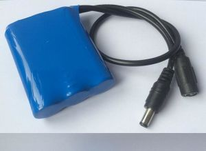 11.1V 2000mAh Battery 18650 for Portable Power Bank pictures & photos