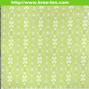Nylon Hot Fashion Apparel Accessories Raschel Lace Fabric 749