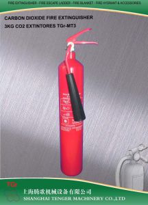 3kg CO2 Fire Extinguisher -Ck45 Steel pictures & photos
