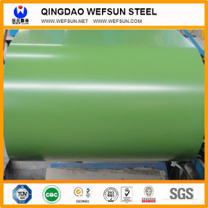 Pre-Painted Color Coated Steel Coil/PPGI Coil pictures & photos