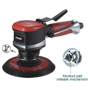 Pneumatic Tool 6′′ Dual Action Keyless Pad Air Sander pictures & photos