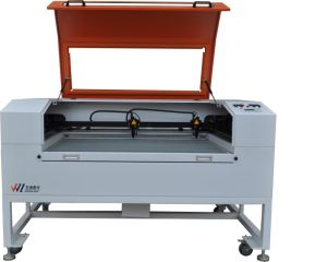 CO2 Garment Fabric Leather Laser Cutting / Engraving Machine (WZ12080D)