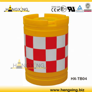 Tb04A/B Removable Traffic Barrier Safety Barrier Water Filled Barrier
