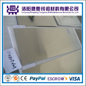 High Quality High Purity 99.95% Molybdenum Sheets/ Platesor Tungsten Sheets/Plates for Vacuum Furnace pictures & photos