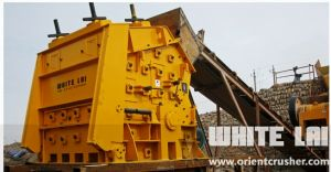 High Quality Low Price Stone Rock Hydraulic Jaw Crusher Machine Pev-600X400 pictures & photos
