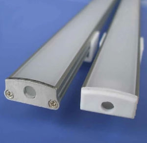 High Quality Alloy LED Ridge Strip Aluminum Profile