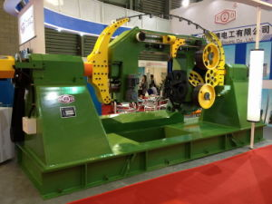 Electric Pitch Bow Stranding Machine for Indonesia