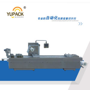 Yupack Automatic Stretch Film Vacuum Packaging Machine/Thermoforming Machines pictures & photos