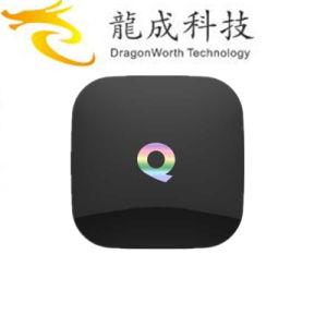 Q Box Android 5.1 TV Box Amlogic Sabit LAN WiFi Bluetooth H. 265 Kodi Full Loaded Smart TV Box905 OEM ODM Support pictures & photos