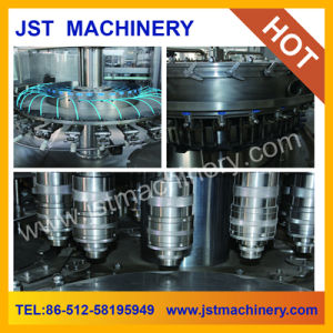 Automatic Soda Water / Carbonated Drink Production Line pictures & photos