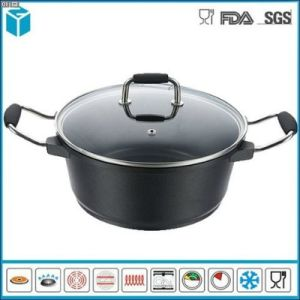 Aluminum Non Stick Sauce Pans/Kitchenwares/Cookware/Casserole (ZY-KC0220)