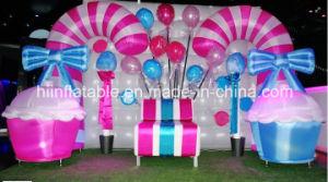 Inflatable Christmas Crutch