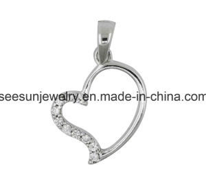 2016 Hotsale 925 Silver Heart Pendant for Love pictures & photos
