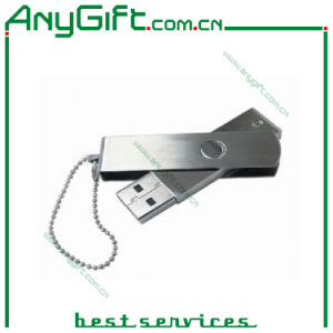 Metal Twist USB Stick with Customized Logo 09 pictures & photos