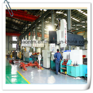 China First Gantry CNC Milling Machine for Train Wheel (CKM2516) pictures & photos