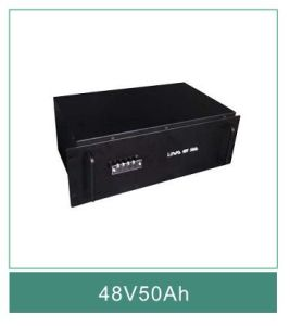 48V 50ah Lithium Battery for Telecom Base Station pictures & photos